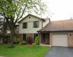 Foreclosed Home in Arlington Heights 60004 N PHEASANT TRAIL CT - Property ID: 2595323249
