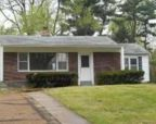 Foreclosed Home in Saint Louis 63135 S DELLWOOD AVE - Property ID: 2670011848